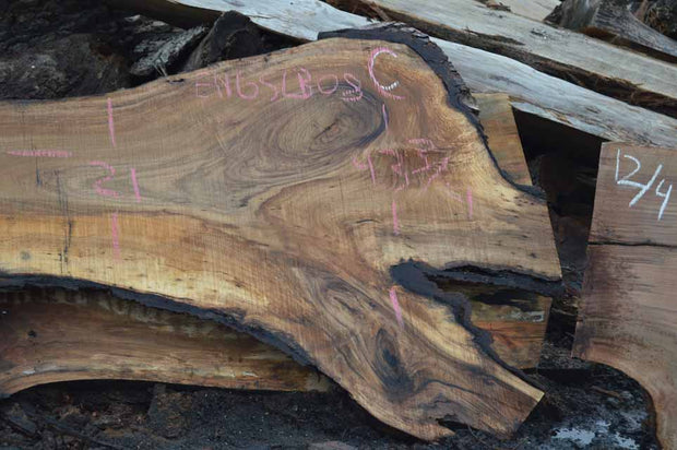 English Walnut Slab ENGSLB08C