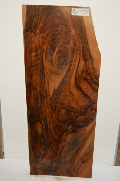 Claro Walnut Specialty Piece WALSPC31