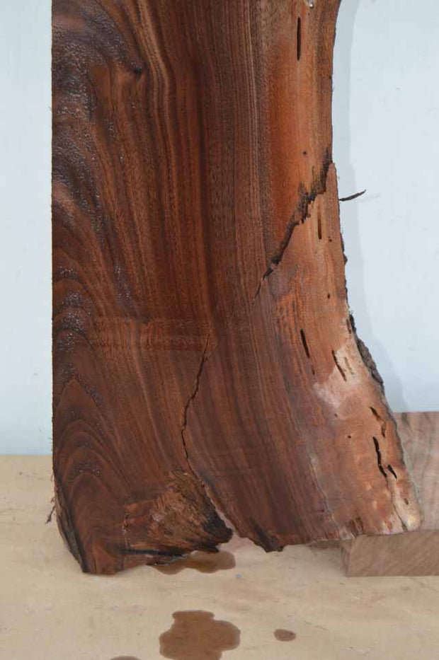 Claro Walnut Specialty Piece CLASPC113