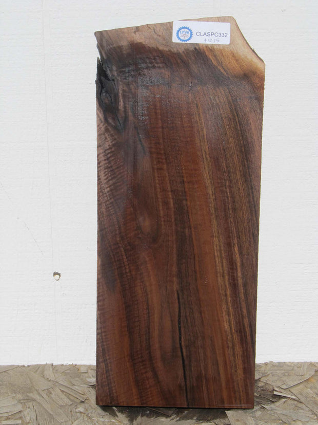Claro Walnut Specialty Piece CLASPC332