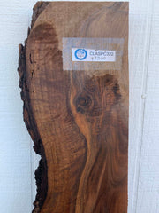 Claro Walnut Specialty Piece CLASPC322