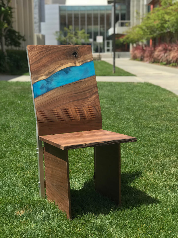 Epoxy River Chair