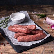 Load image into Gallery viewer, Venison Sausages