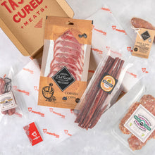 Load image into Gallery viewer, Connoisseurs Charcuterie Meatbox