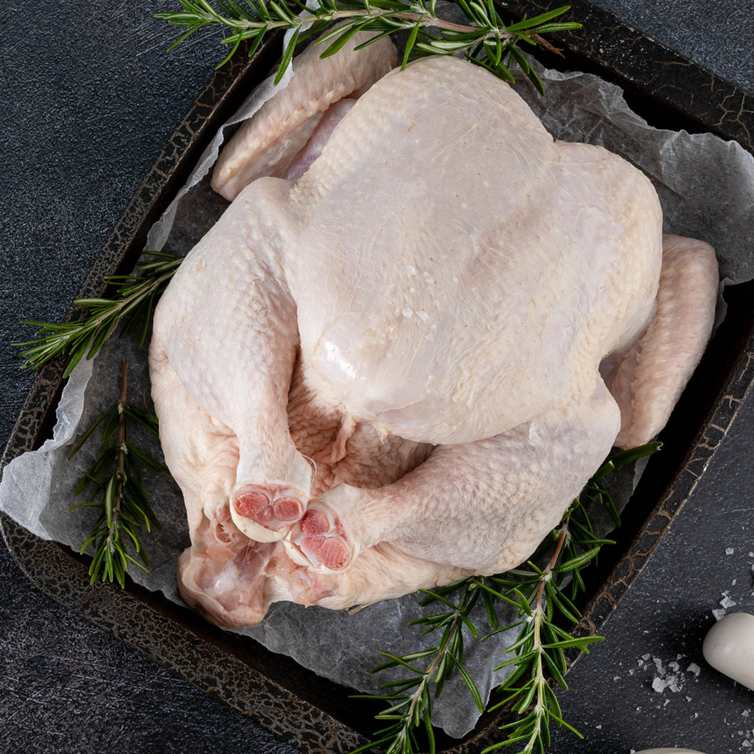 Whole Free Range English Chicken