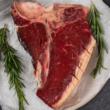 Load image into Gallery viewer, 16oz T-Bone Steak - Aged 21 Days