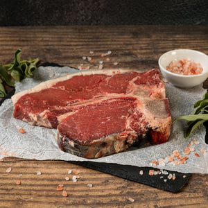 Dry Aged Porterhouse Steak - 24oz