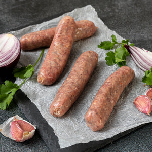 Wild Boar and Apple Sausages