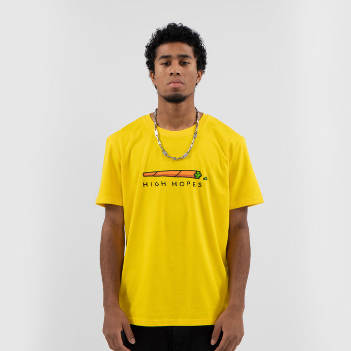 Yellow Box T-Shirt