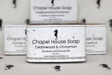 Load image into Gallery viewer, Cedarwood and Cinnamon Soap