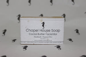 Cocoa Butter Facial Bar - Fragrance Free