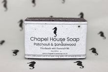 Load image into Gallery viewer, Patchouli & Sandalwood Soap