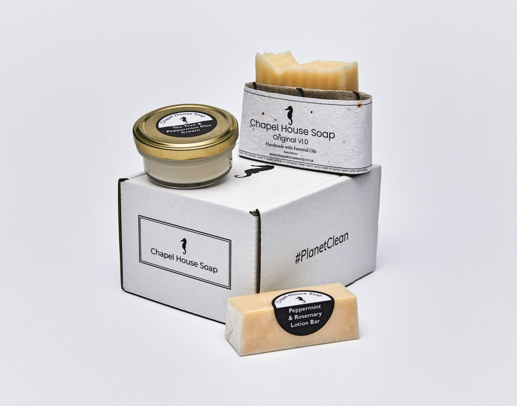 Festive Trio Gift Box (with free shipping)