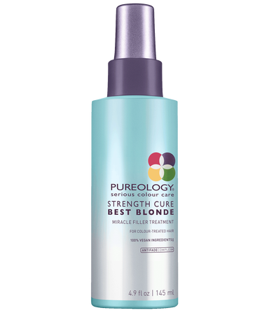 Pureology Strength Cure BEST BLONDE Miracle Filler Treatment