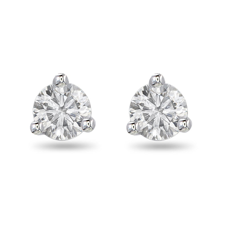 Small Diamond Studs