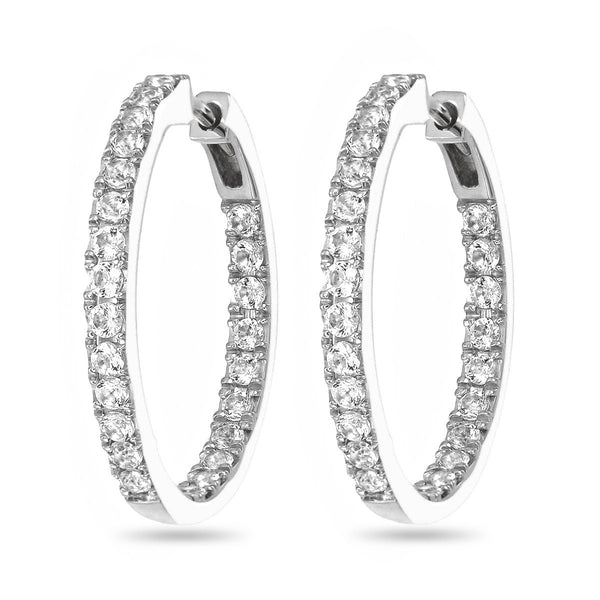 360 Diamond Hoops