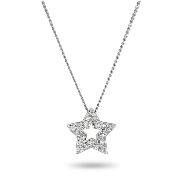 Starlight Pendant Necklace