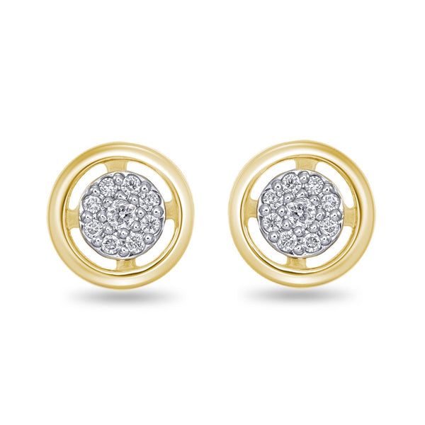 Yellow Gold Wheel Studs