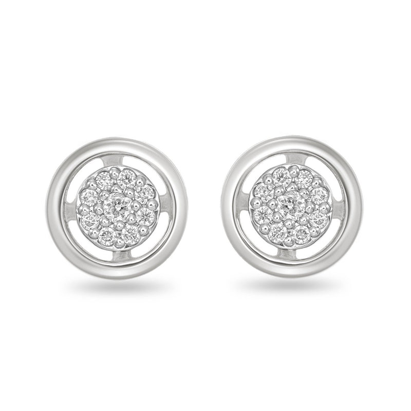 White Gold Wheel Studs