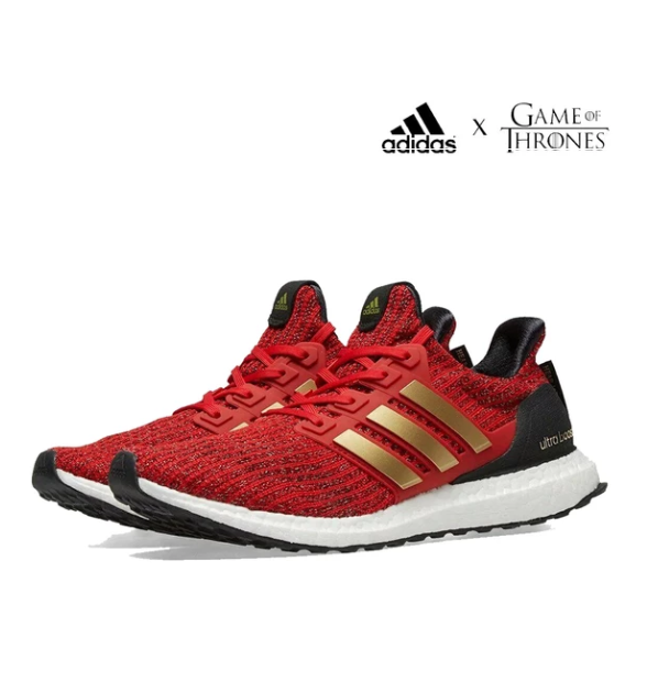Adidas Game Of Thrones x UltraBoost 4.0 'House Lannister'