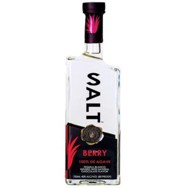 SALT Berry Flavored Tequila - Available at Wooden Cork