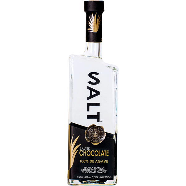 SALT Salted Chocolate Flavored Tequila - Available at Wooden Cork