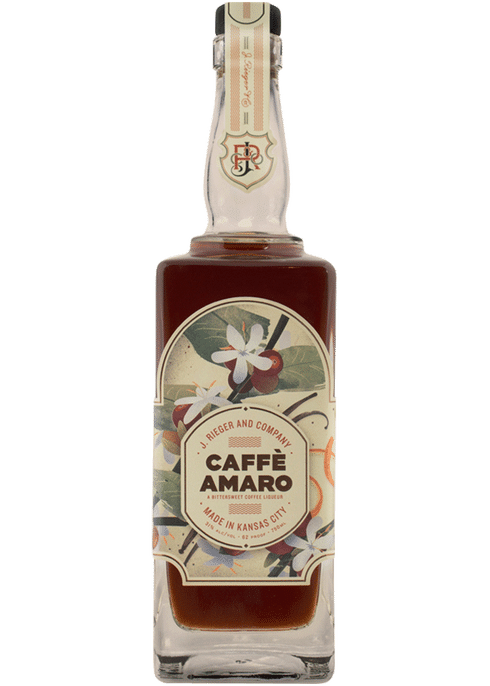 Rieger's Caffe Amaro - Available at Wooden Cork