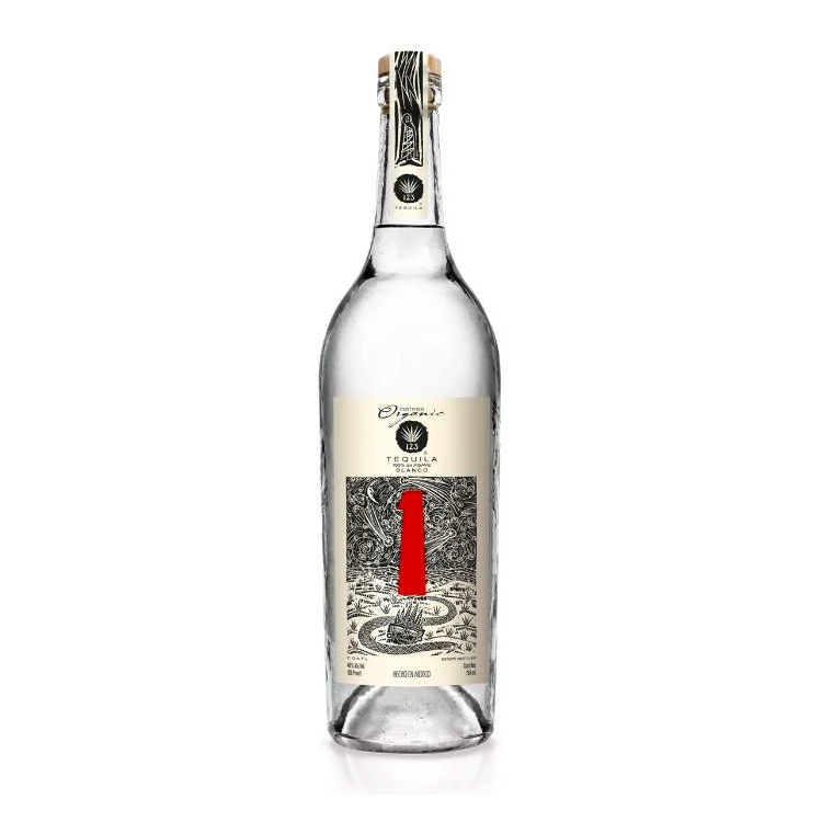 123 Organic Tequila Blanco - Available at Wooden Cork