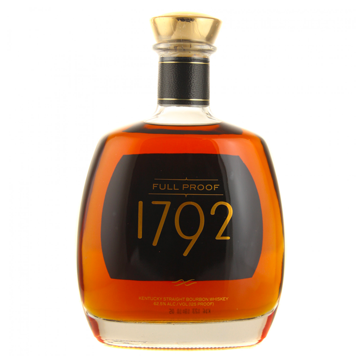 1792 Full Proof Bourbon - Available at Wooden Cork