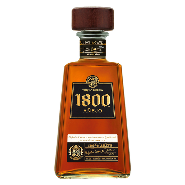 1800 Anejo Tequila - Available at Wooden Cork