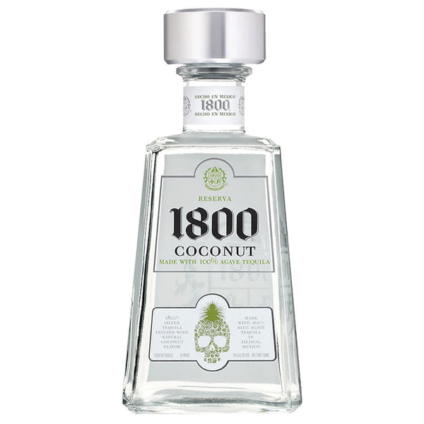 1800 Coconut Tequila - Available at Wooden Cork