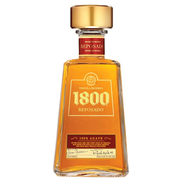 1800 Reposado Tequila - Available at Wooden Cork