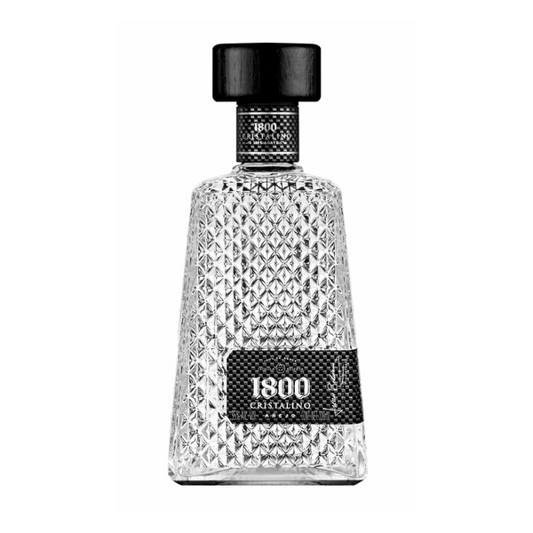1800 Cristalino Tequila - Available at Wooden Cork