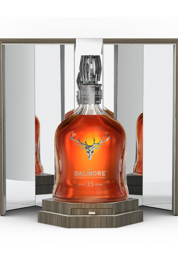 Dalmore 35 Year Single Malt Scotch Whisky - Available at Wooden Cork