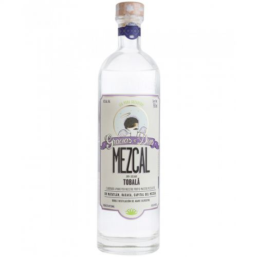 Gracias a Dios Mezcal Tobala - Available at Wooden Cork