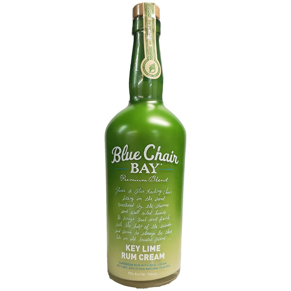 Blue Chair Bay Key Lime Cream Rum - Available at Wooden Cork