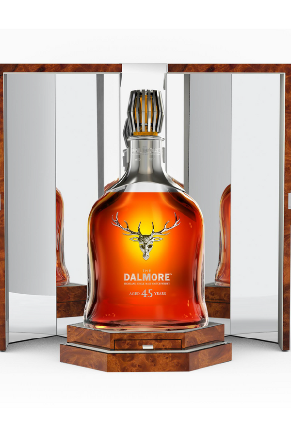 Dalmore 45 Year Old Single Malt Scotch Whisky - Available at Wooden Cork
