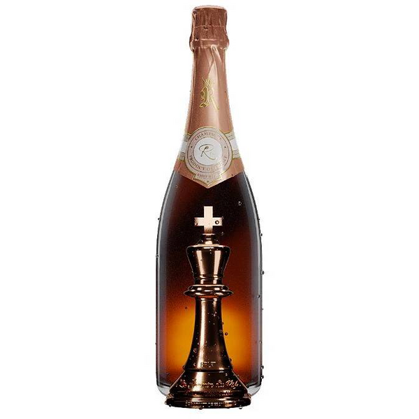 Le Chemin Du Roi Rose Champagne by 50 Cent - Available at Wooden Cork