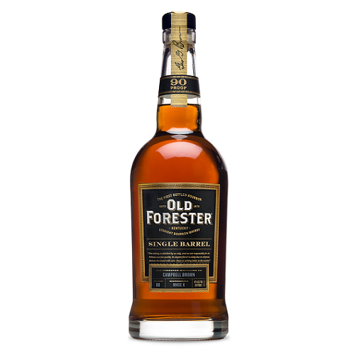 Old Forester Single Barrel Barrel Strength Whiskey - Available at Wooden Cork