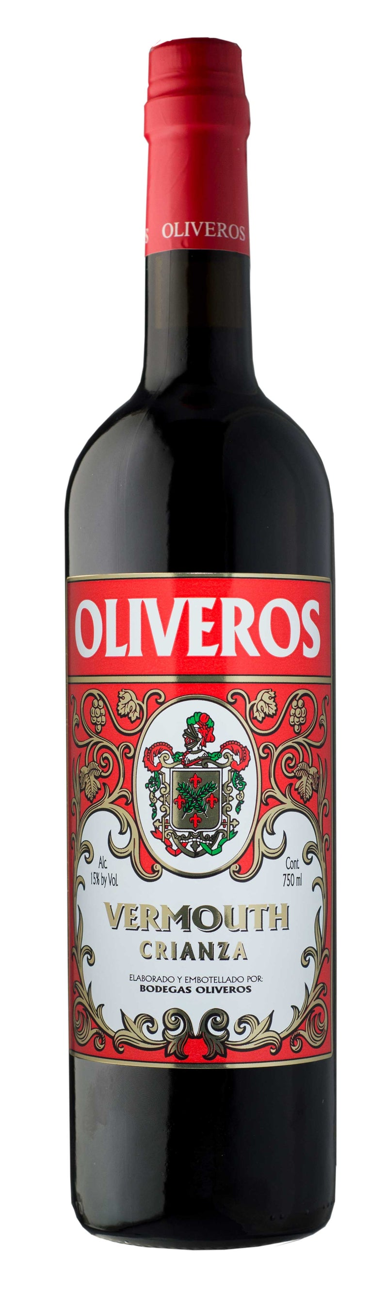 Bodegas Oliveros Vermouth Crianza - Available at Wooden Cork