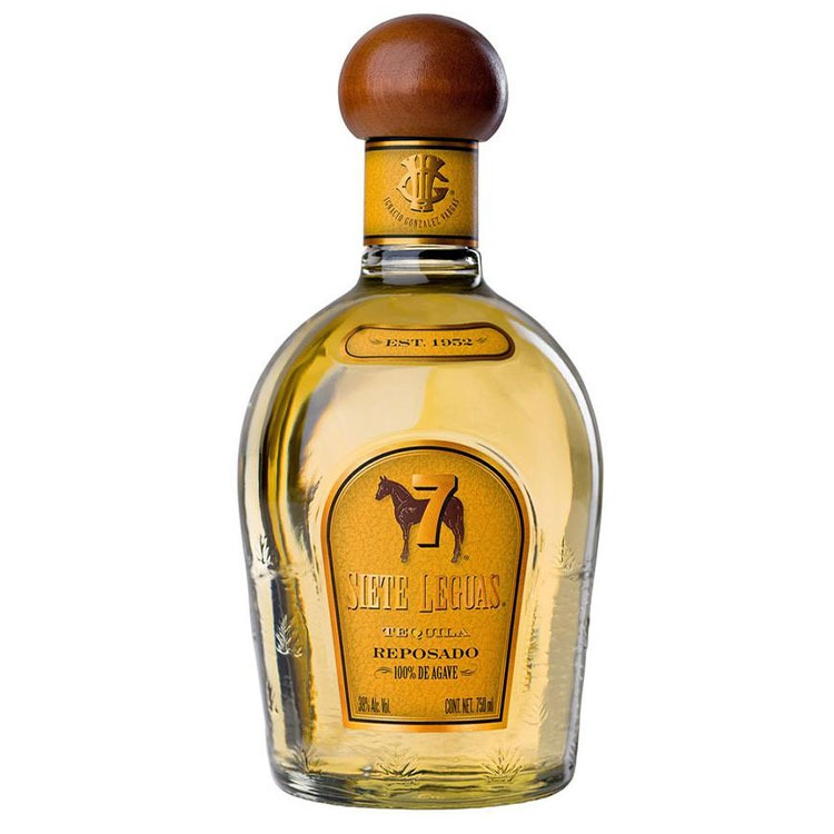 Siete Leguas Reposado Tequila - Available at Wooden Cork