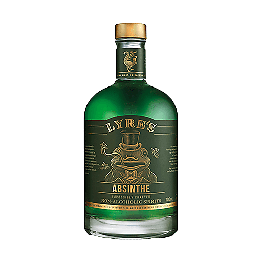 Lyre's Absinthe Non-Alcoholic Spirit - Available at Wooden Cork