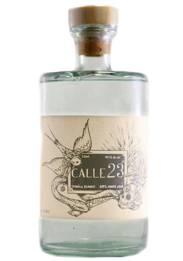 Calle 23 Criollo Tequila - Available at Wooden Cork