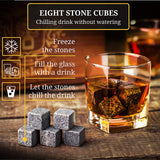 Whiskey Glass Set & Extras - Available at Wooden Cork