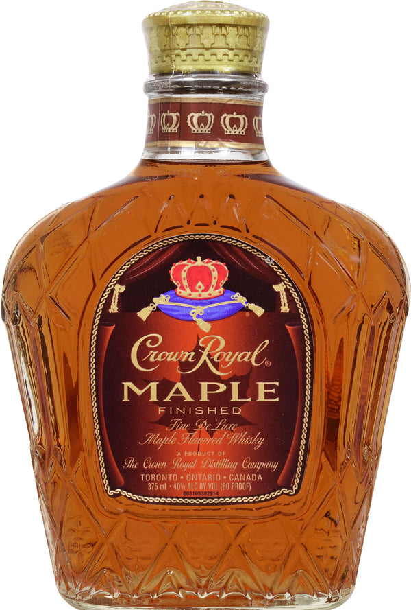 Crown Royal Maple Finished Maple Flavored Whisky 375ml - Available at Wooden Cork