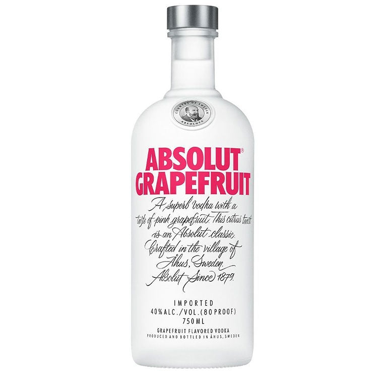 Absolut Grapefruit Vodka  by Absolut