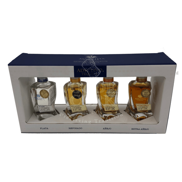 Adictivo Tequila Mini Bottle Collection - Available at Wooden Cork