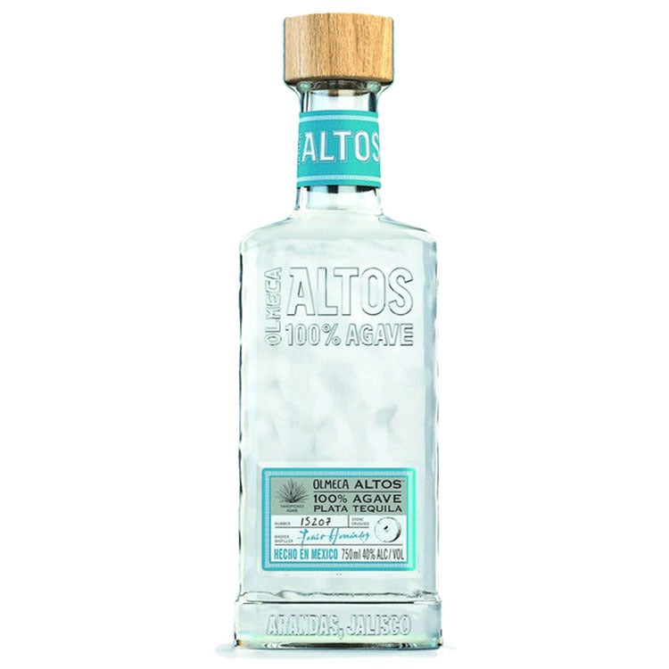 Olmeca Altos Plata Tequila - Available at Wooden Cork