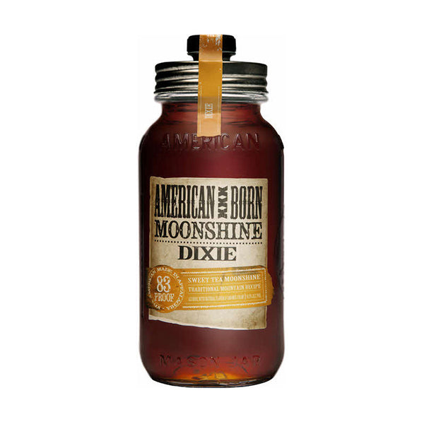 American Born Dixie Sweet Tea Moonshine - Available at Wooden Cork