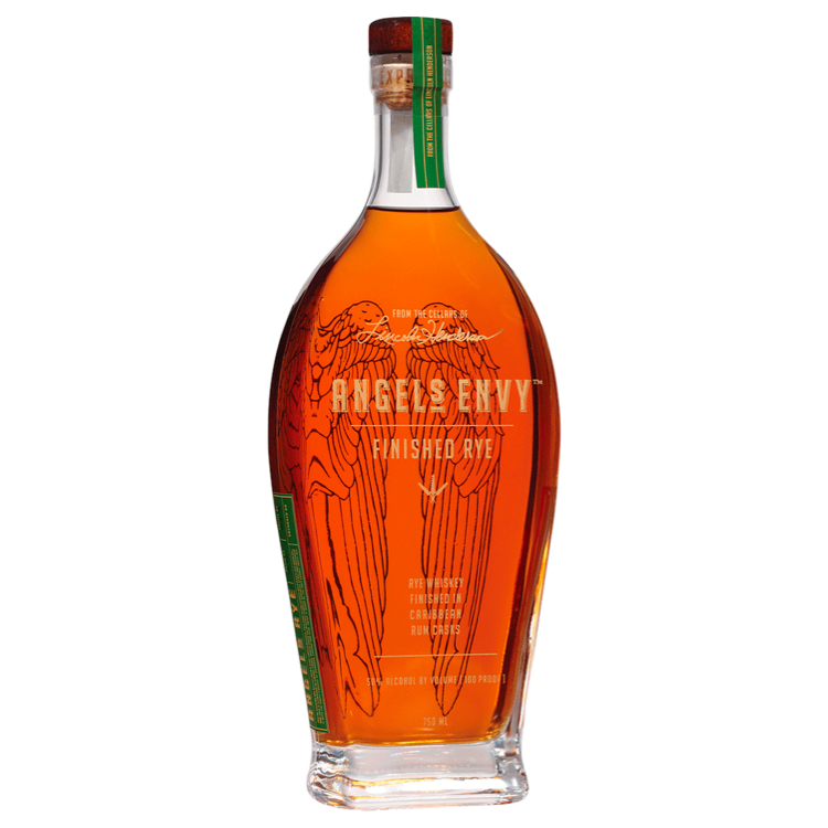 Angel's Envy Finished Rye - Available at Wooden Cork